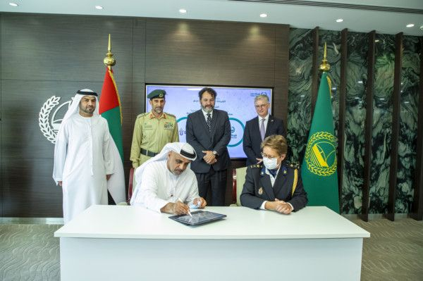 Dubai Police Netherlands Police sign MoU2-1630592308054