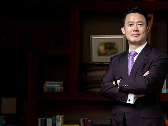 Stock - Charles Yang, President of Huawei Middle East