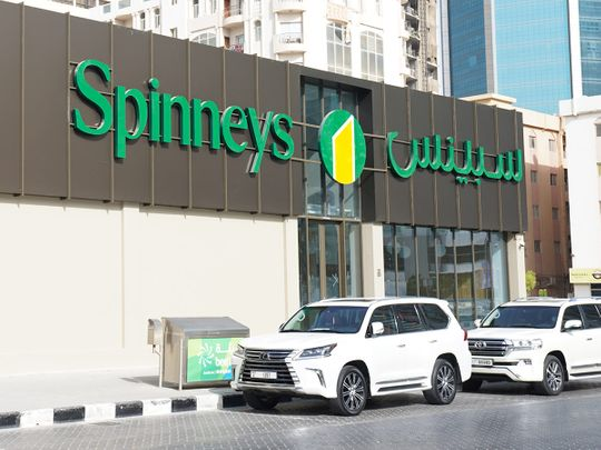 Stock - Spinneys