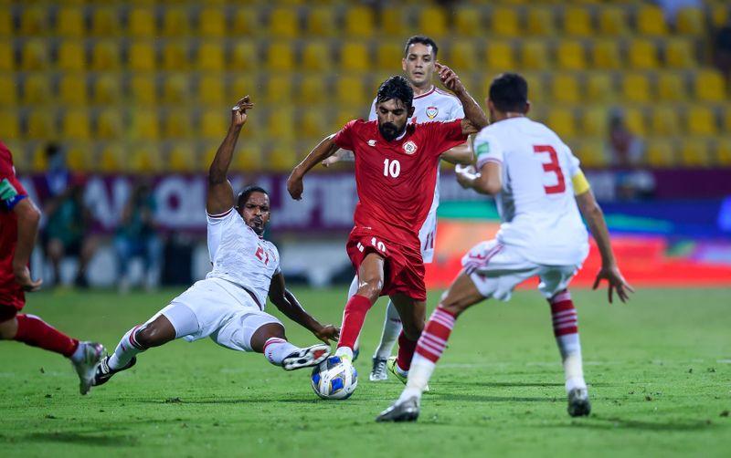 210903 UAE vs Lebanon