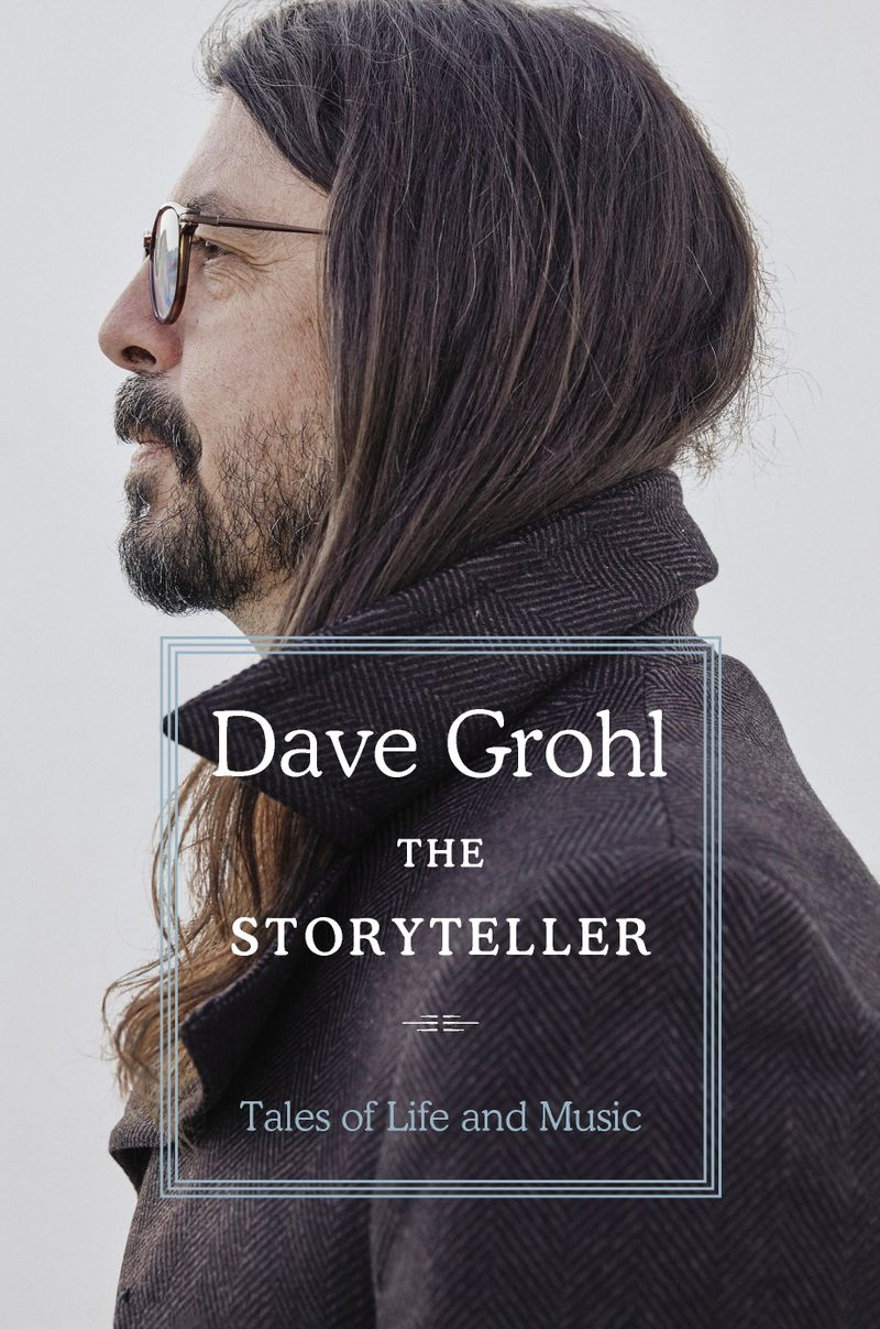 Dave Grohl's book