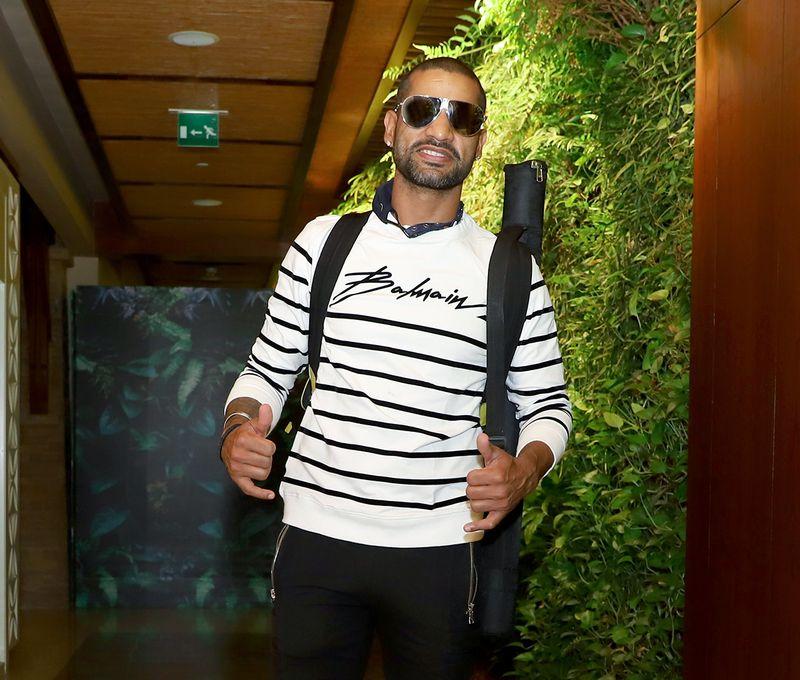 IPL - Shikhar Dhawan