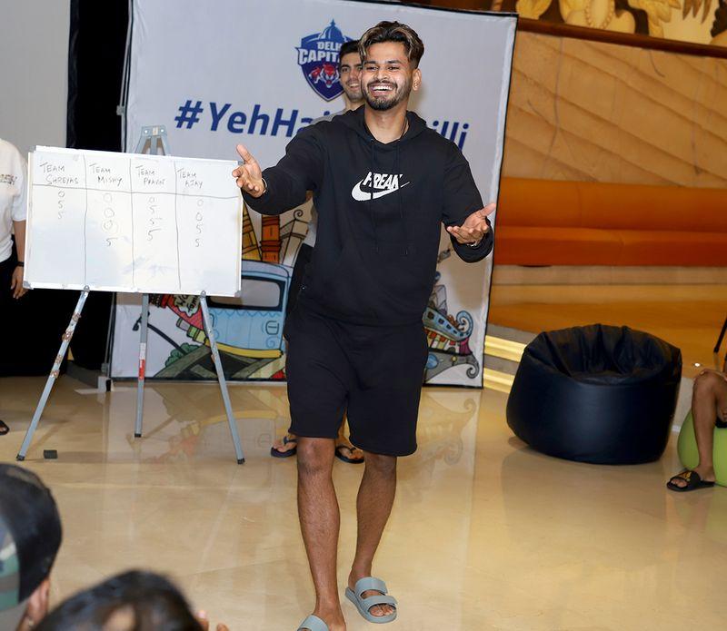 IPL - Shreyas Iyer
