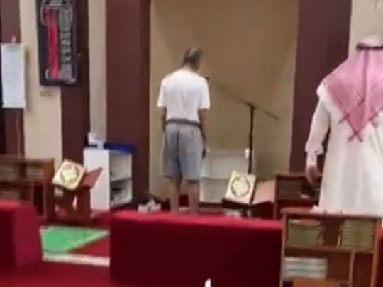 Kuwait muezzin