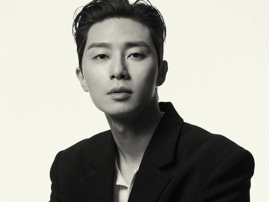 South Korean actor Park Seo-joon