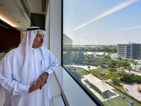 Stock - Khalid Bin Kalban (Dubai Investments)