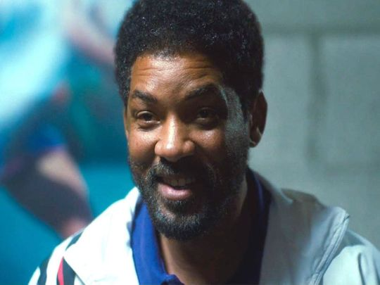 Will Smith in King Richard