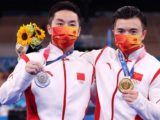 China Gold Olympic