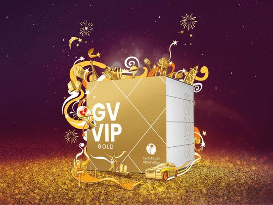 Gold VIP pack
