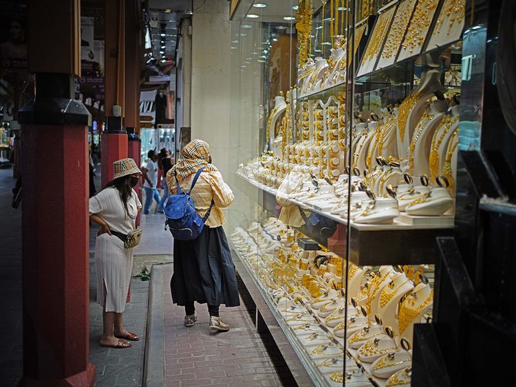 Stock - Gold Souk