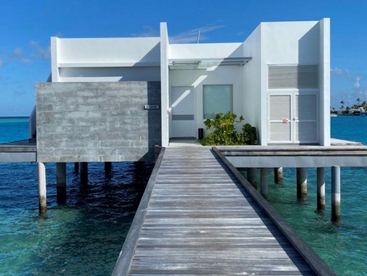 Stock - Jumeirah Maldives