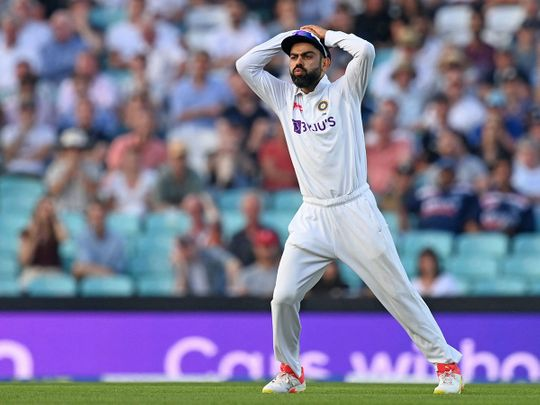 India skipper Virat Kohli knows the Test match is in the balance