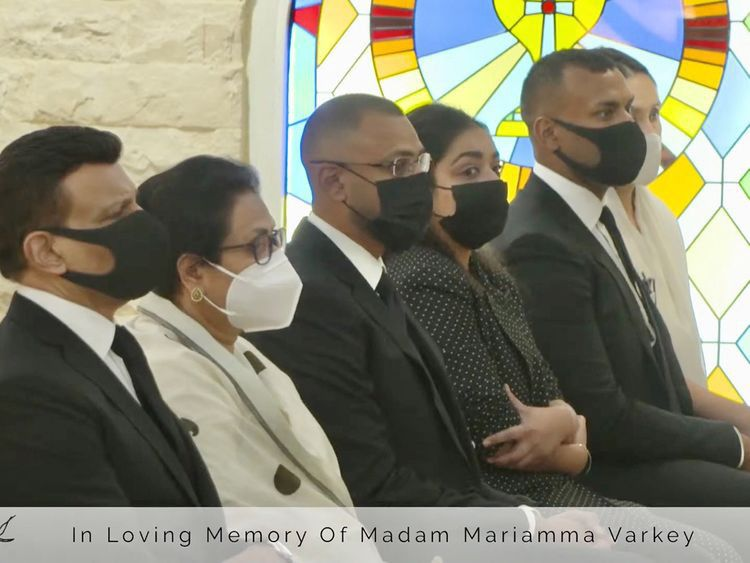 Mariamma Varkey prayers2-1630922918502