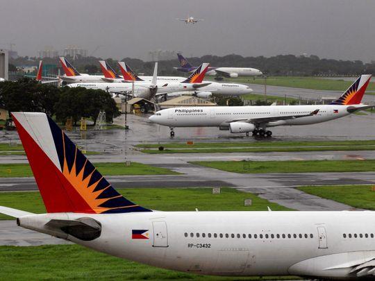 Stock - Manila Airport