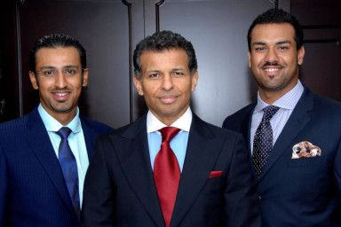 Varkey with sons-1630922937042