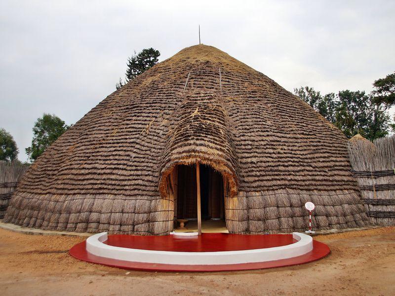 king's palace rwanda