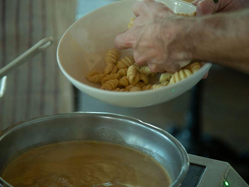Cook Cavatelli