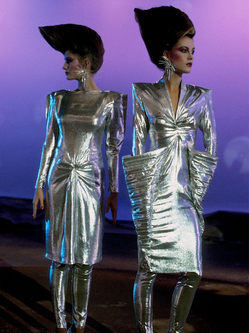 Gulf News The Kurator Mugler dress