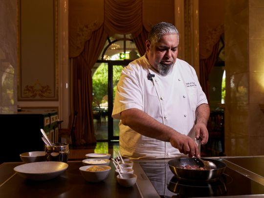 Meet Chef Musabbeh Al Kaabi, UAE's first Emirati chef