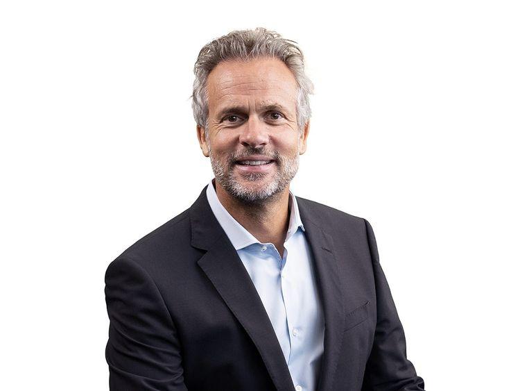 Stock - Andy Van der Velde President Aramex