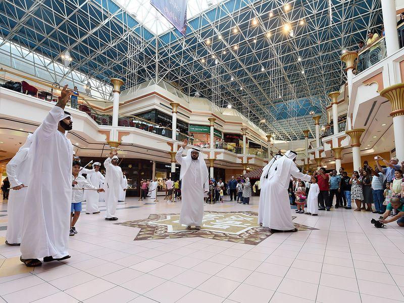 Stock - Dubai Culture