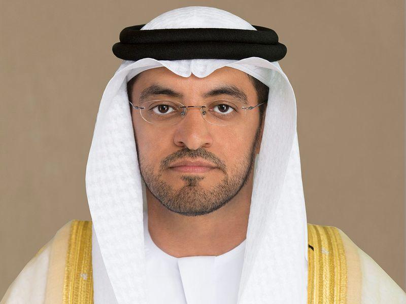 Stock - Falah Mohammed Al Ahbabi, Chairman of Abu Dhabi Ports