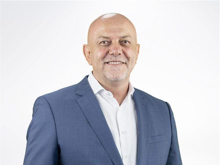 Stock - Mohammad Alkhas, COO of Aramex Logistics