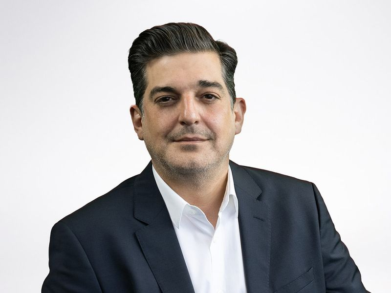 Stock - Othman Aljeda, CEO of Aramex