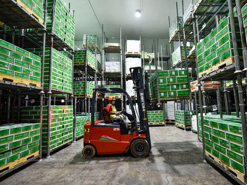 Stock - UAE Economy
