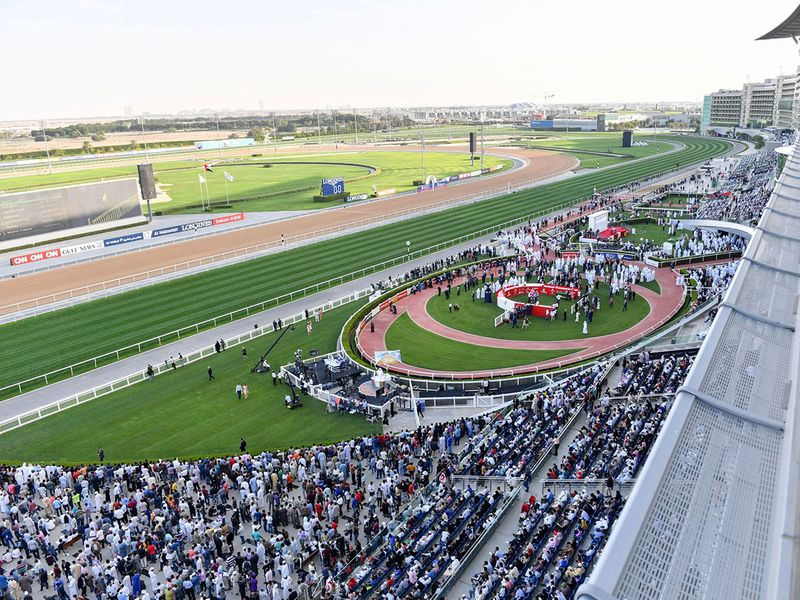 The Dubai World Cup event is one of the highlights on the global racing celendar