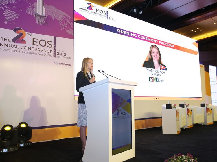 Cancer conference organised by Emirates Oncology Society-1631098562674