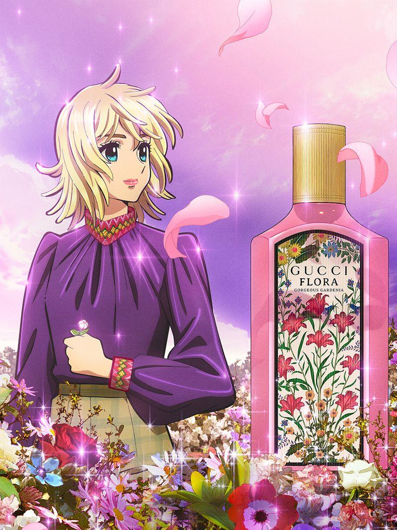 Gulf News The Kurator Gucci Gardenia perfume