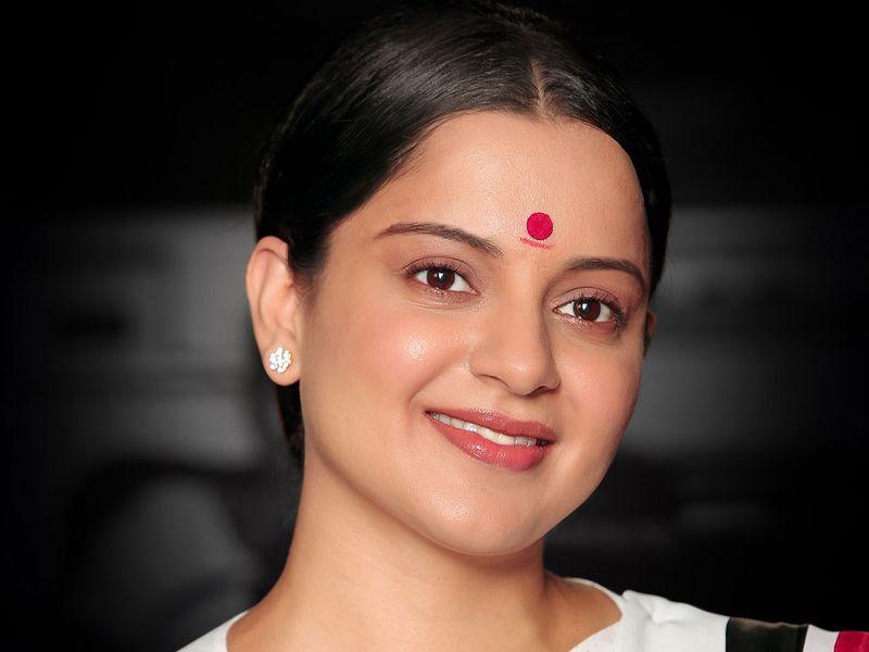 Kangana Ranaut in 'Thalaivii'