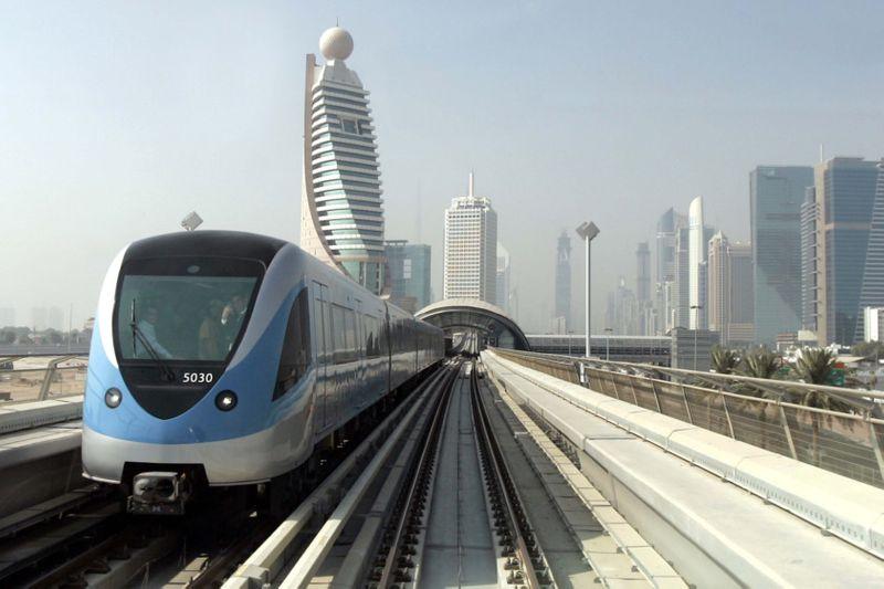 NAT DUBAI METRO 2009 PIC-1631110217780