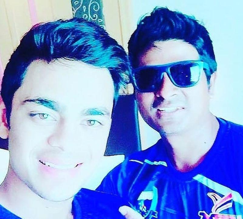 Cricket - Ishan & Uttam Mazumdar