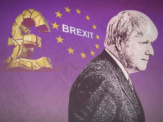 Johnson UK Brexit