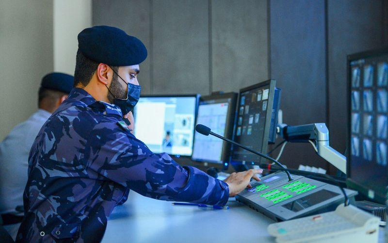 Sharjah jail use smart system-1631164772754