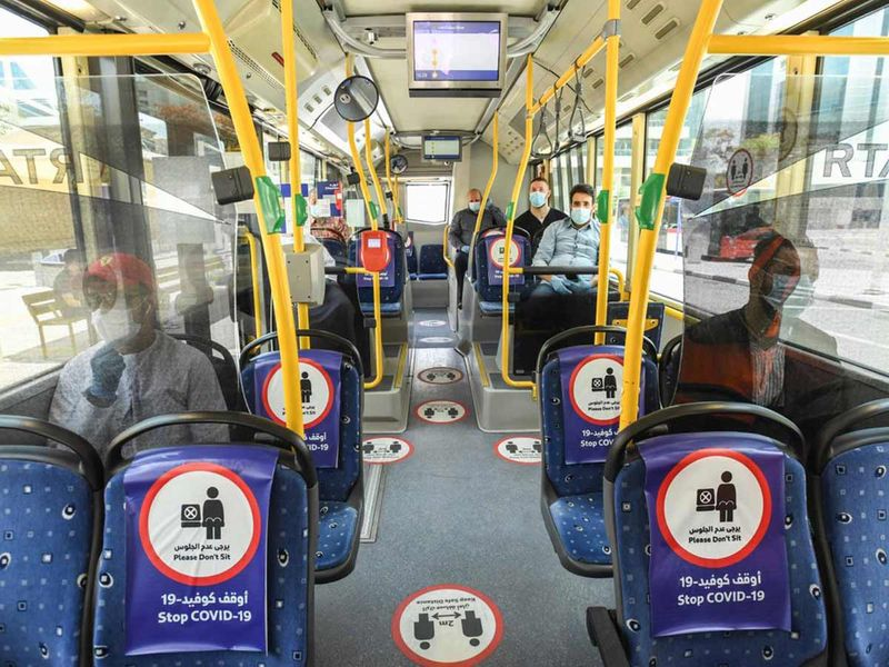 Dubai public transport
