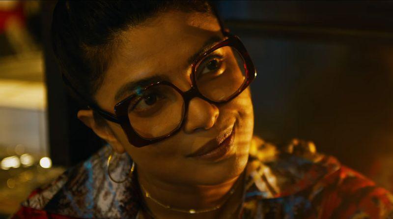 Priyanka Chopra in The Matrix Resurrections trailer