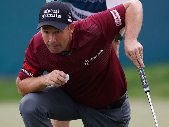 Padriag Harrington will be keeping a close eye on European players before he makes his Ryder Cup picks