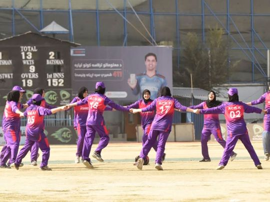 The ACB has claimed that Afghanistan women may still be permitted to play cricket