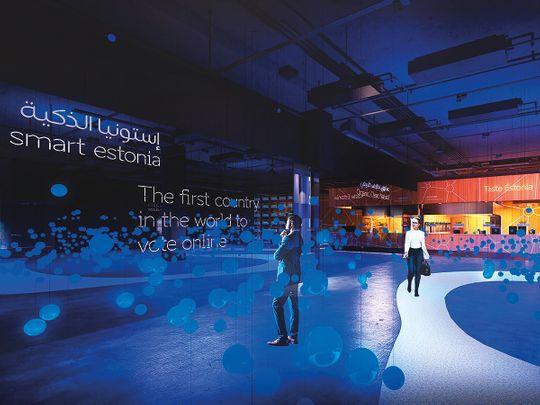Estonia Expo 2020 pavilion