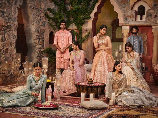 Rishi and Vibhuti label will showcase at 'Numaish'