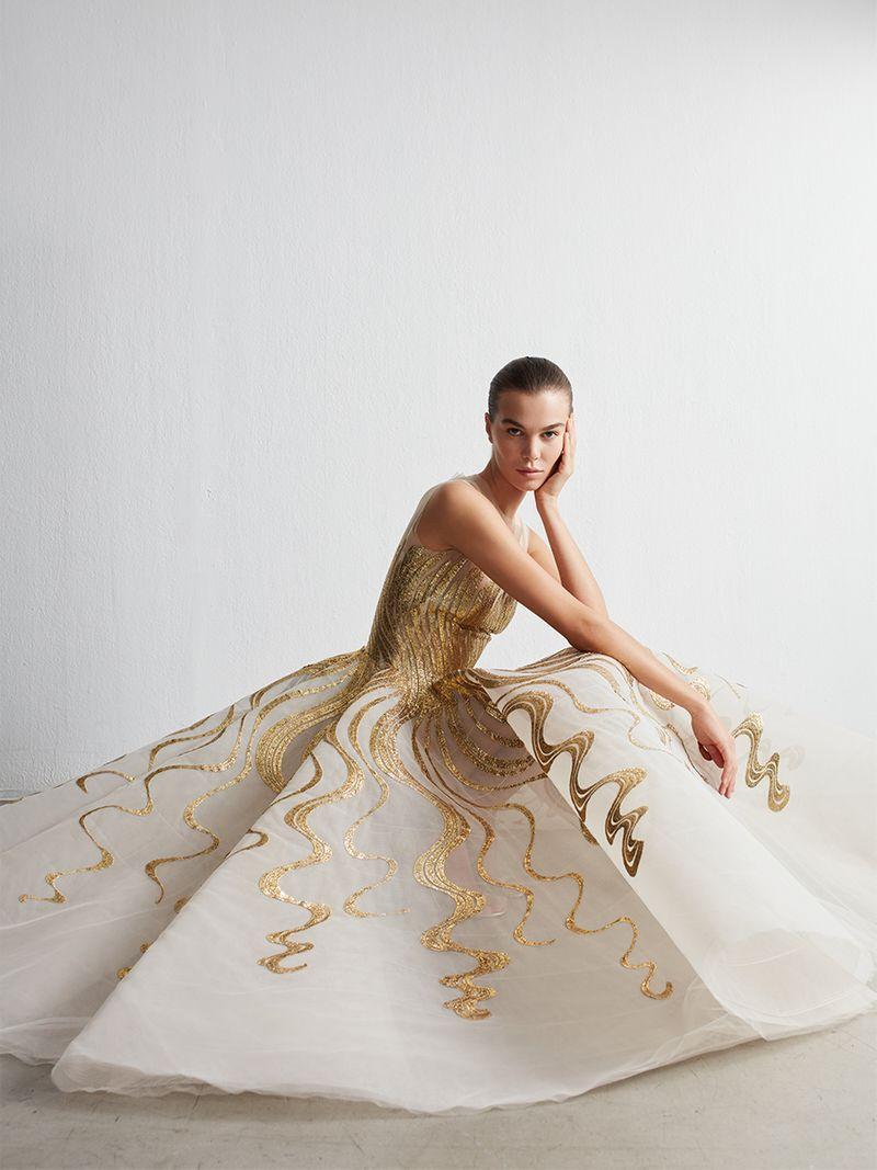 Gulf News The Kurator Fashion Rami Al Ali Fall 2021