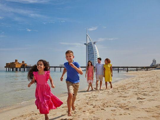 Stock - Dubai Tourism