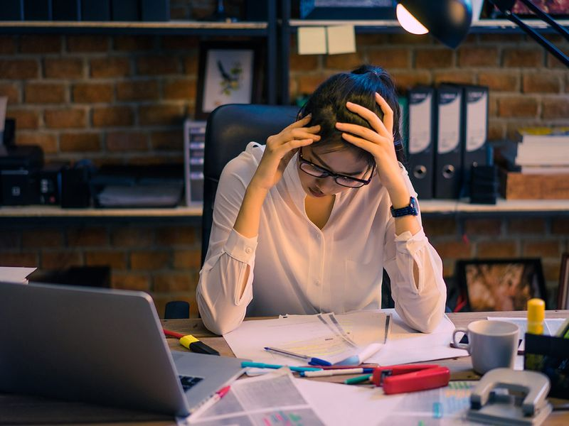 Stock - Job stress