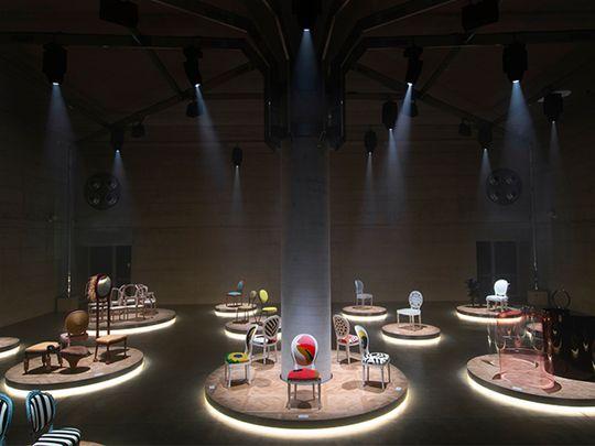 The Kurator Gulf News Dior Milan Furniture Week