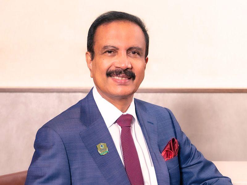 Dr. Azad Moopen of Aster DM Healthcare