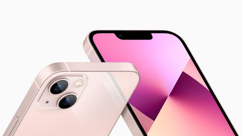 New iPhone 13 and Mini