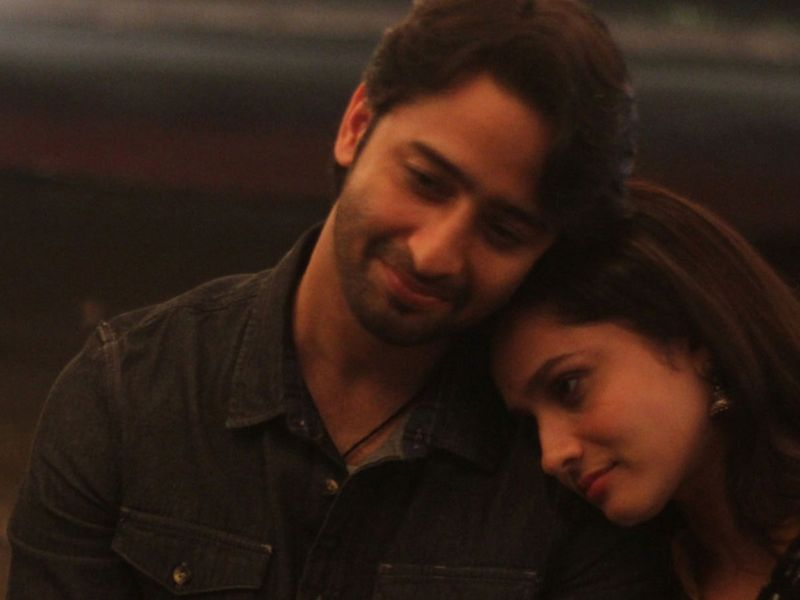 Saheer Sheikh and Ankita Lokhande in 'Pavitra Rishta 2'